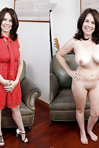 Moms Dressed and Undressed 29